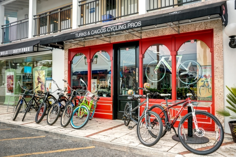 Bicycle-Shop-Turks-Caicos-Cyclery-Provo-store-front