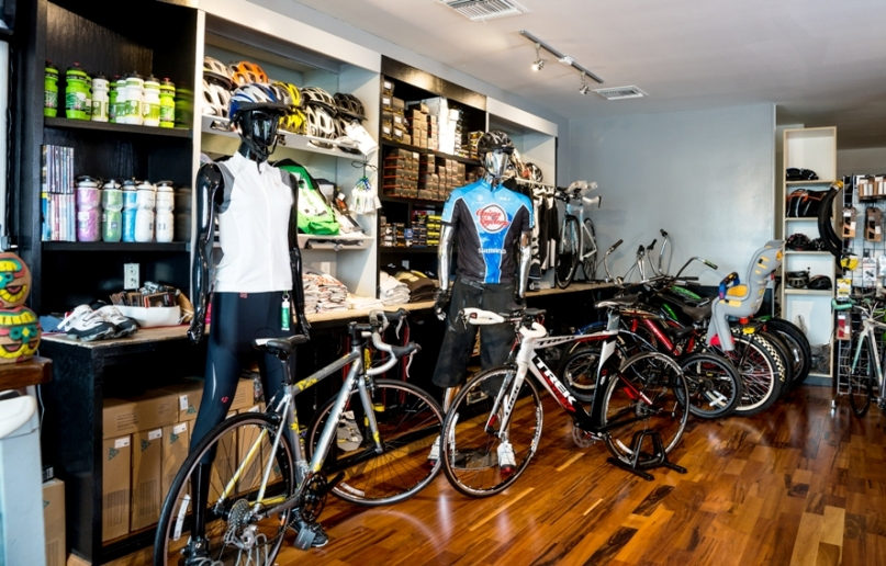 Bicycle-Shop-Turks-Caicos-Cyclery-Provo-store-interior